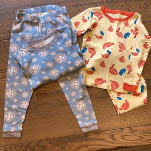 Leveret-organic cotton-pajama sets-4 years